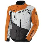 Bunda Scott DUALRAID TP grey/orange 46/48 -M