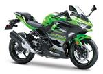 Kawasaki NINJA 400 Lime green / Ebony
